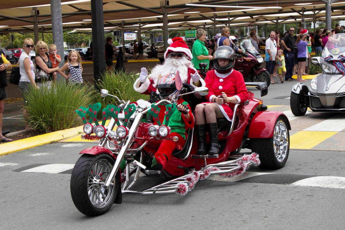 TecHome revs up to support the Ipswich Toy Run