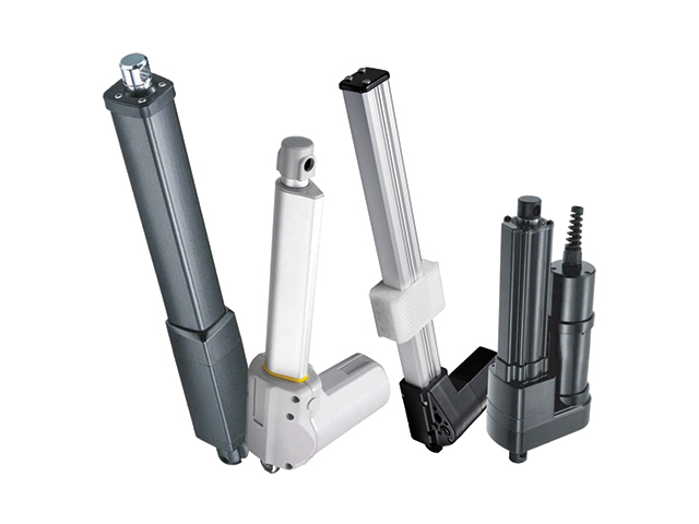 How do TecHome customers use their linear actuators?