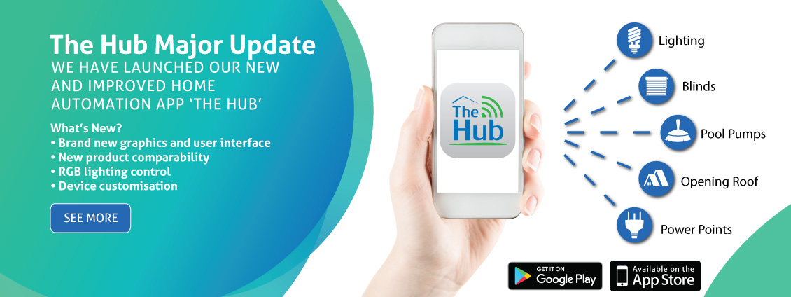 "Top 5 Reasons to update ""The Hub"" automation app"