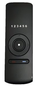 TH714-6-Channel-Slim-line-remote-