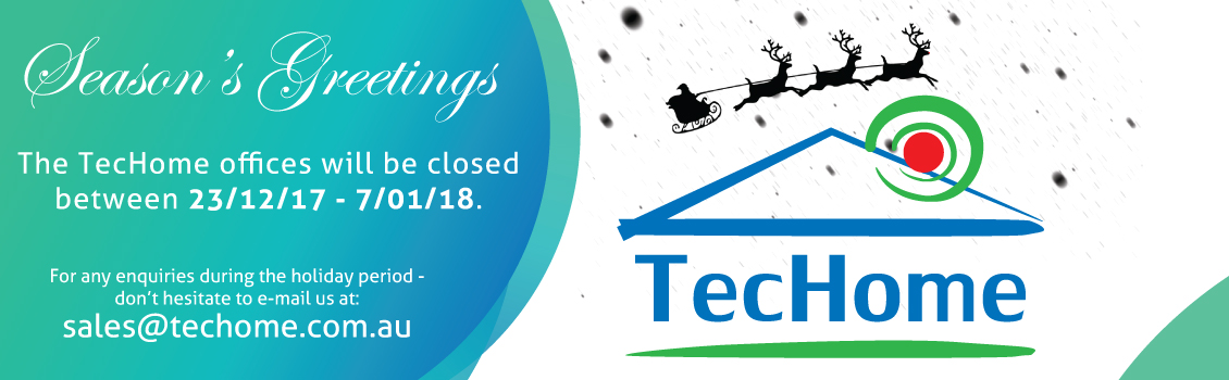 Season's Greetings from TecHome